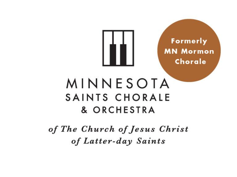The Minnesota Mormon Chorale Has a New Name!